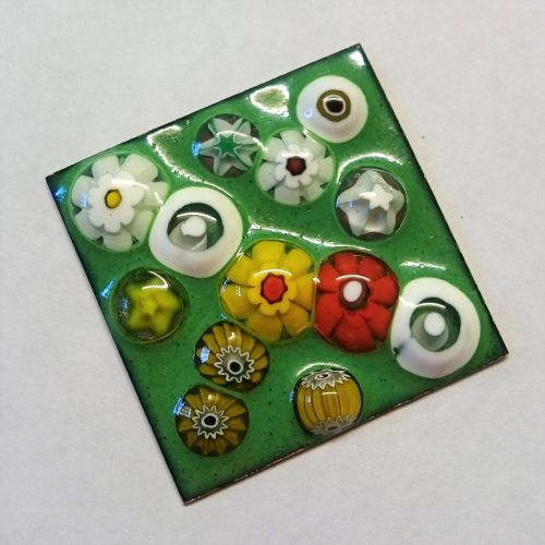 350 Pay As You Go Enamelling - Saturday 21st April 2018, 2 - 5:30pm