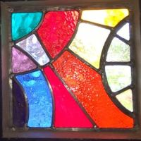 369 Introduction to Leaded Stained Glass - 2 Day Course 28th/29th July 2018