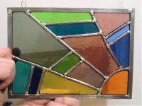 Introduction to Leaded Stained Glass - 1 Day Course, 9:30am - 5pm