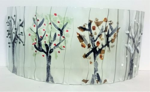 388 Fused Glass Pay As You Go 2 Hour Session - Friday 26th October 2018 (1