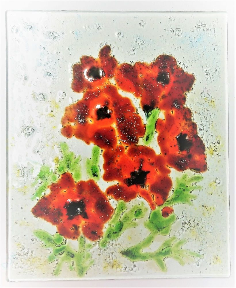400 Fused Glass Pay As You Go 2 Hour Session - Friday 7th December 2018 (1