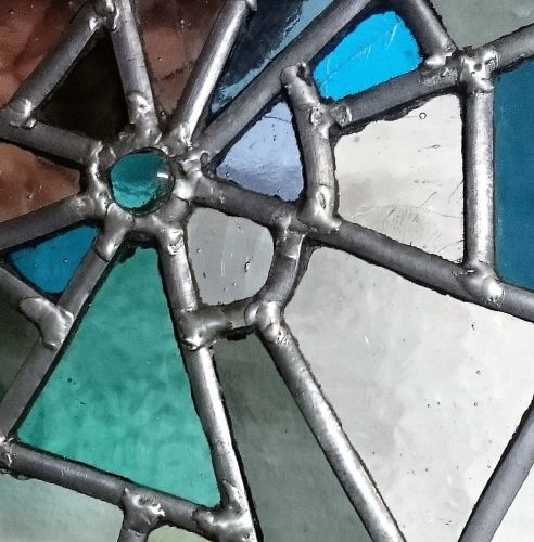 405 Introduction to Stained Glass - 1 Day Course Saturday 15th December 201