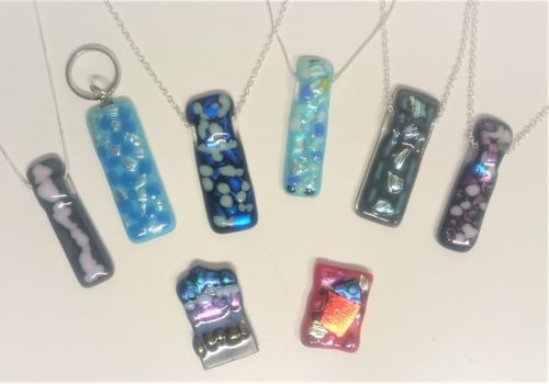 422 Fused Glass Taster - Saturday 9th March 2019, 9:30am to 12:30pm