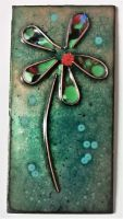 464 Introduction to Enamelling - 1 day course, Saturday 6th July 2019