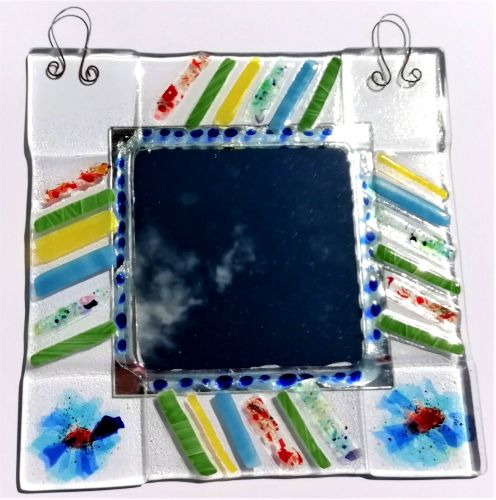 A Day of Fused Glass Gifts and Jewellery