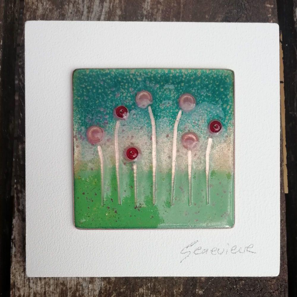 Spring Flowers (W010)