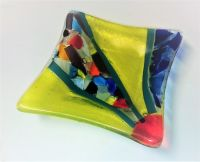 540 - Fused Glass Taster - Saturday 12th September 2020, 9:30am - 12:30pm