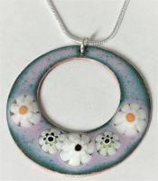 559 Enamelling Taster - Saturday 12th December 2020, 2 - 5pm