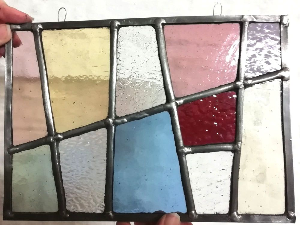 554 Introduction to Leaded Stained Glass - Saturday 21st November 2020, 9:3
