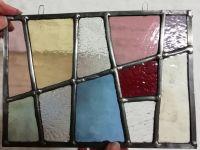 554 Introduction to Leaded Stained Glass - Saturday 21st November 2020, 9:30am - 5pm