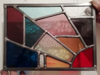 565 Introduction to Leaded Stained Glass - 1 Day Course - Saturday 19th June 2021