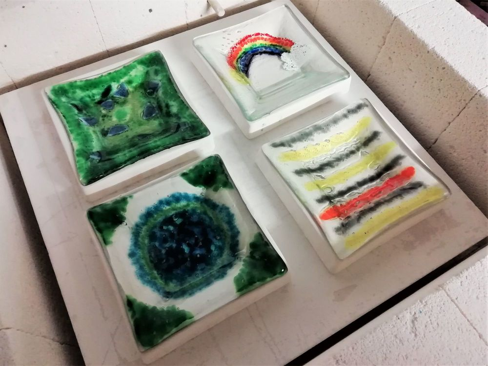 566 Fused Glass Taster - Saturday 226th June 2021 (Morning)