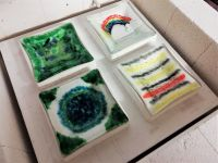 566 Fused Glass Taster - Saturday 26th June 2021 (Morning)