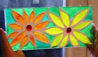 571 A Day of Glass Applique - Sunday 11th July 2021