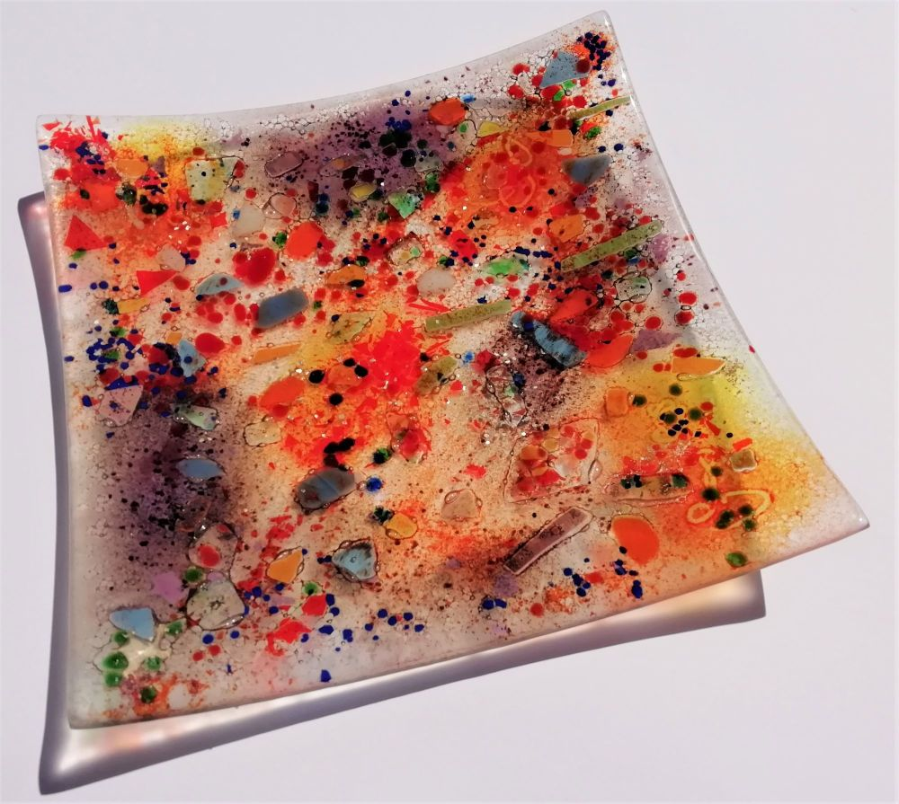 619 A Day of Glass Fusing, Friday 26th November 2021, 9:30am - 5pm