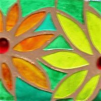596 A Day of Glass Mosaic- Monday 20th September 2021, 9:30am - 5pm