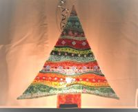 610 Make A Standing Fused Glass Christmas Tree - Saturday 6th November 2021, 9:30am - 12:30