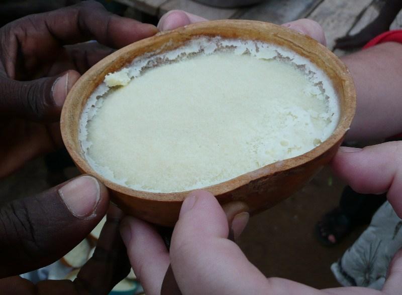 Hands Butter