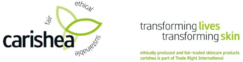 carishea, site logo.