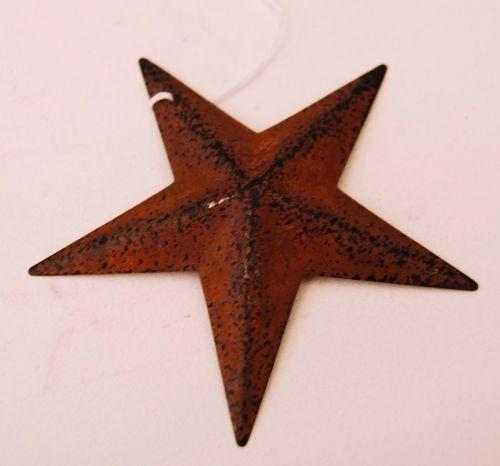 Rusty Barn Star