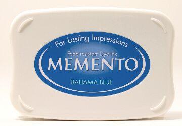 Memento - Bahama Blue
