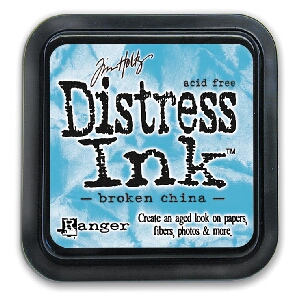 Tim Holtz Distress Inkpad - Broken China