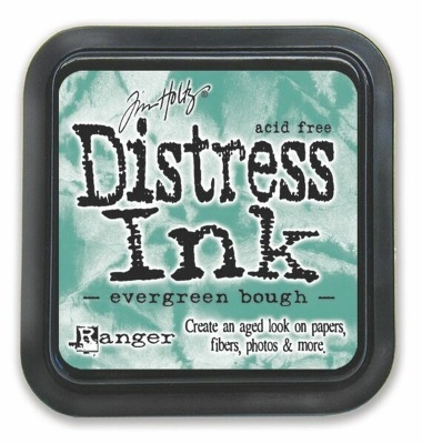 Tim Holtz Distress Inkpad - Evergreen Bough