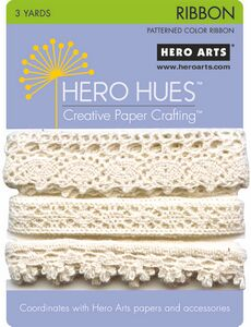 Hero Arts lace collection