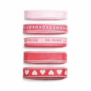 Martha Stewart Ribbon pack - Valentine