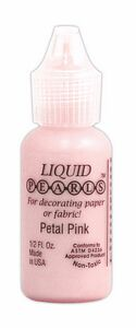 Liquid Pearls - petal pink