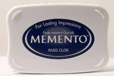 Memento - Paris Dusk