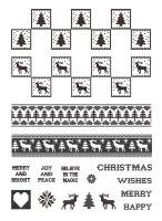 A5 Christmas Print