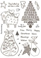 A5 Mixed Christmas