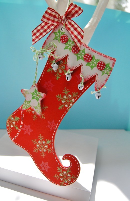 Gingerbread Christmas Stockings