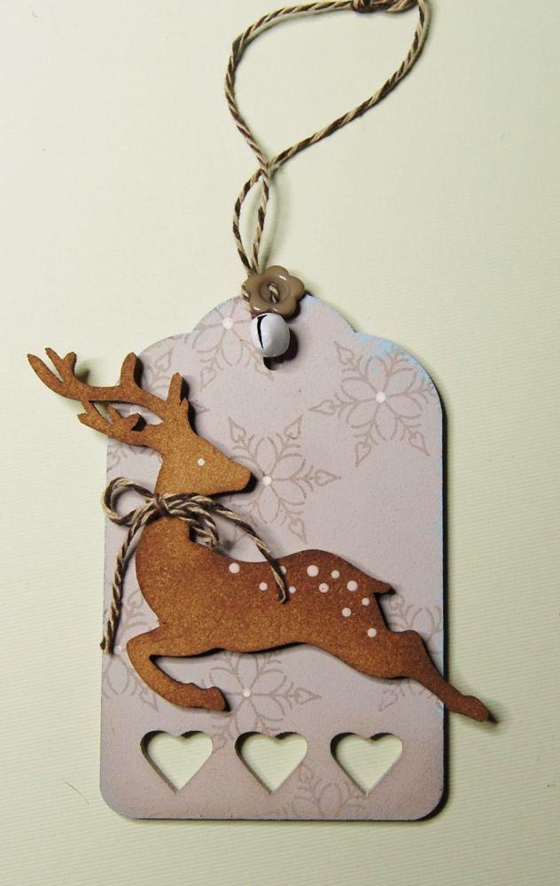 Small MDF Reindeer