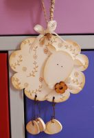 MDF Sheep (available from 7th Dec)