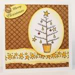 christmas cross stitch 9