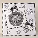 celebrate zentangle linda dent