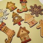 mdf mixed christmas shapes (8)