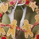 gingerbread wreath (2)