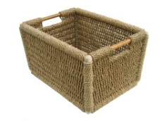 Rushden Willow Log Basket