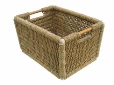 Rushden Willow Log Basket