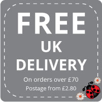 Free UK Delivery on orders over £70