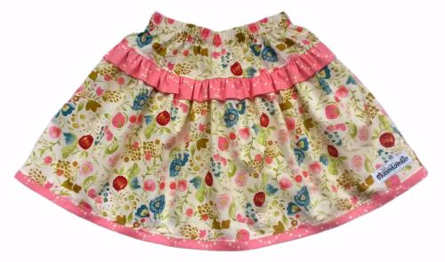 Ruffle Skirt (Budquette & Rose)