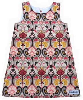 Shift Dress (Choice of Fabric) Sizes 6-12 months to 7-8 years