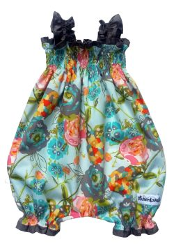 Bubble Romper (Choice of Fabric) Sizes 0-3 years to 4-5 years