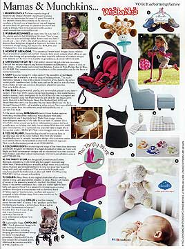 MummyLovesLily Vogue - June 2013