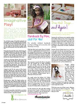 MummyLovesLily Insight Magazine - March 2013