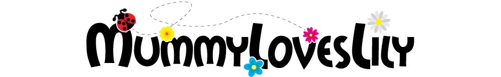 MummyLovesLily, site logo.