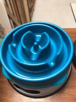 Slow Feeder Bowl - Blue